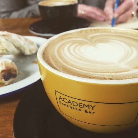 Vale of Glamorgan, UK: The best coffee in town ...