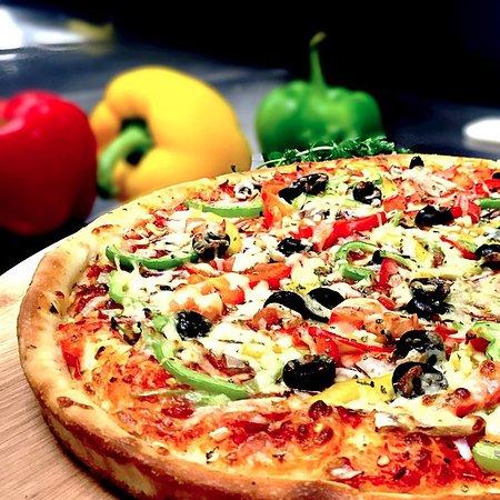 Hastings, Nieuw-Zeeland: BEST PIZZA EVER YOU HAVE