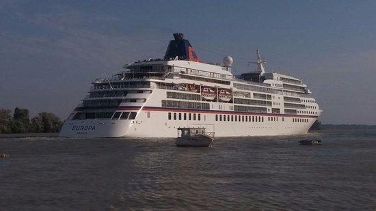 Asador El Rezón: Crucero por el Guadalquivir