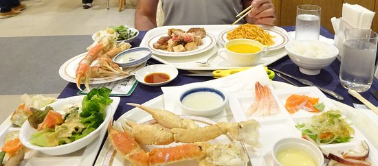 Ajigasawa-machi, Japan: 夕食