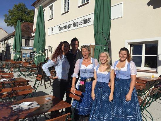 Garching bei Munchen, Alemania: Garchinger Augustiner