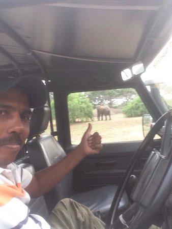 Hambantota, Sri Lanka: Sam Tours