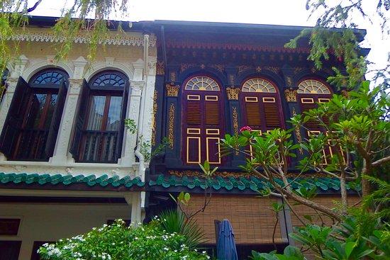 Orchard Road, Сингапур: Emerald Hill Rd