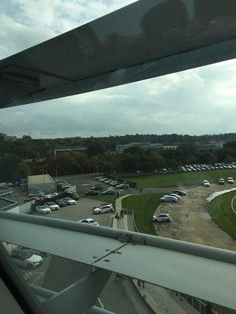Вейбридж, UK: Mercedes-Benz World at Brooklands