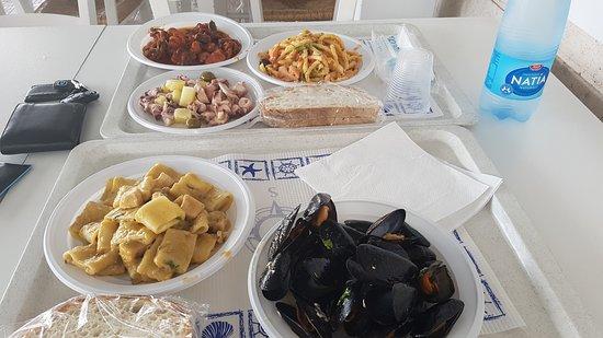 Il mare in tavola terracina restaurantanmeldelser - Il mare in tavola ...