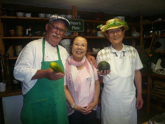 Werben, Duitsland: Selbst aus Japan kommen unsere Gäste hier in der Manufaktur