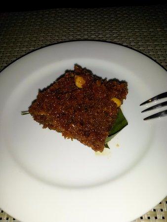 Captain's Villa: Leckeres Dessert mit Kokosnuss