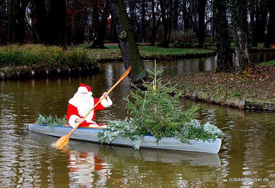 Werben, Duitsland: Lust auf Weihnachtsfeiern im Spreewald ?
