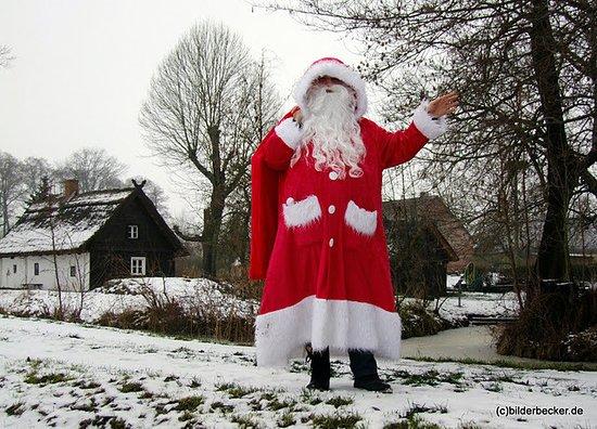 Werben, Duitsland: Spreewald erleben zur Weihnachtszeit