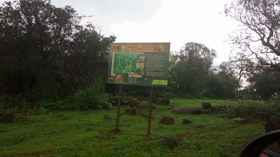 Bhimashankar, India: route map