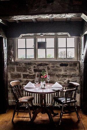 Stonedge, UK: Bistro