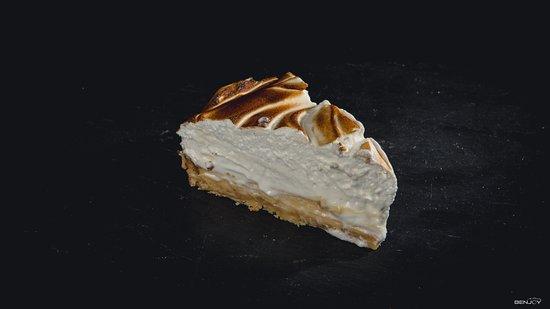 Ivry-sur-Seine, França: La tarte aux citron meringuée hyper gourmande (desserts artisanaux)