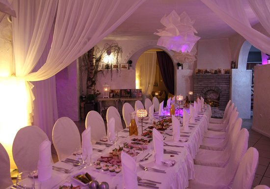 Elblag, Πολωνία: sala weselna