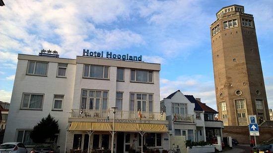 hotel hoogland zandvoort nederland foto 39 s reviews en. Black Bedroom Furniture Sets. Home Design Ideas