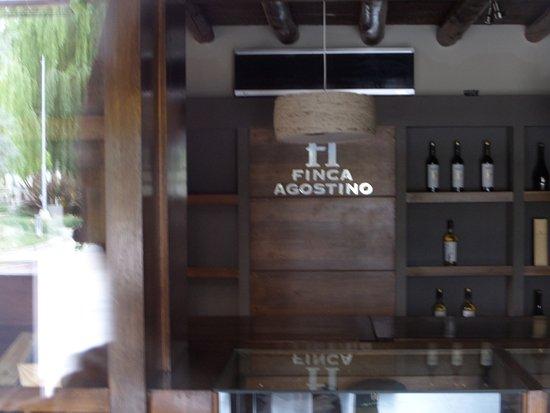 Maipu, الأرجنتين: area de venta