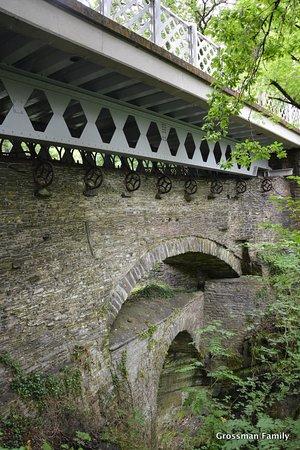 Devil's Bridge (Pontarfynach), UK: Devil's Bridge