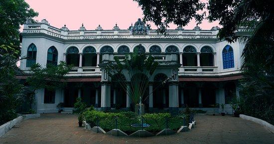 Kanadukathan, Inde : CHETTINAD MANSION