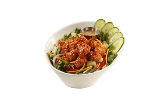 Saint Hyacinthe, Kanada: La Salade thaïe