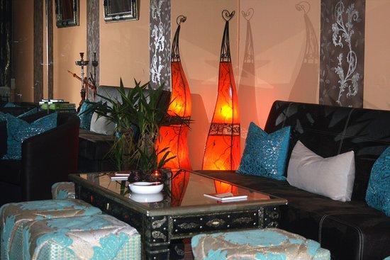 Sahara čajovňa Vodna fajka bar NITRA