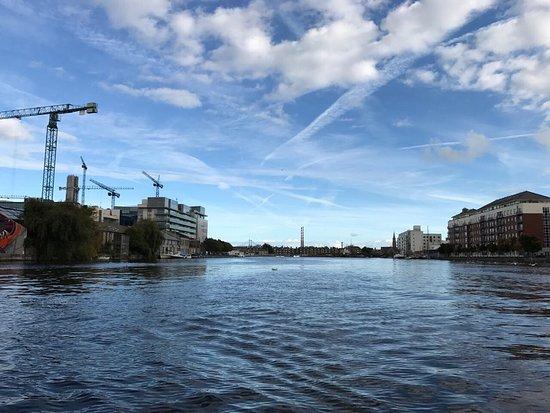 Viking Free Tour Dublin: View on the Water