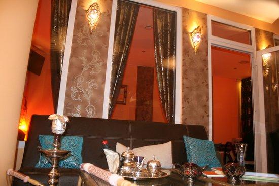 Sahara čajovňa Vodna fajka bar v Nitra
