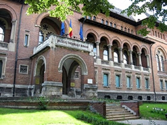 Peasant Museum (Muzeul Taranului Roman) Foto