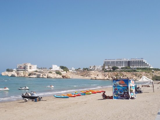 Qurum Beach Muscat Oman Rent A Boat And Have Fun