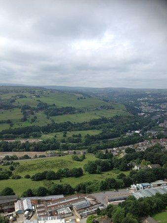 Wainhouse Tower: View