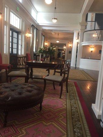 Μπέντφορντ, Πενσυλβάνια: Bedford Springs Hotel