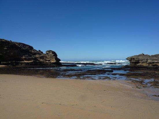 Kenton-on-Sea, Sydafrika: Excellent beach walks