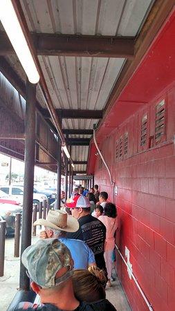 Llano, Teksas: Cooper's Old Time Pit Bar-B-Que