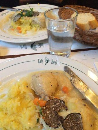 cafe paris po cafe paris er der rigtig god betjening hyggelige omgivelser og den