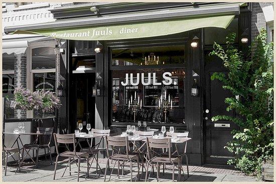 Juuls amsterdam de pijp ristorante recensioni numero for Hotel vicino piazza dam amsterdam