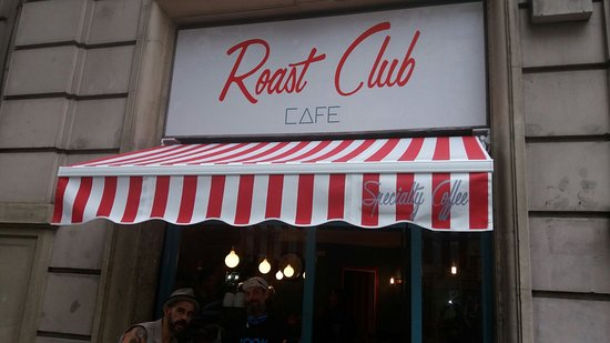Roast Club Cafe