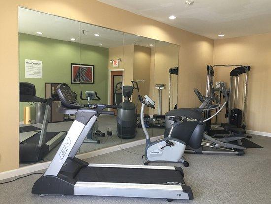Troy, IL: Fitness Center