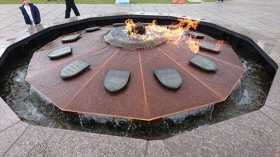Ottawa, Canada: eternal flame