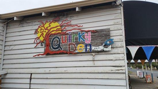 Quirky Den