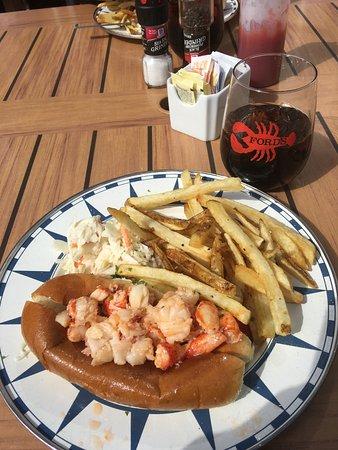 Noank, CT: Lobster Roll