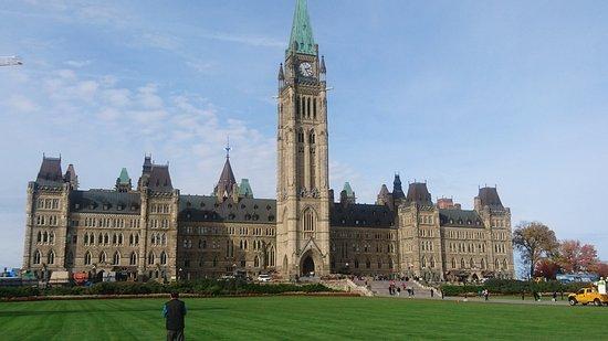 Ottawa, Canada: main attraction