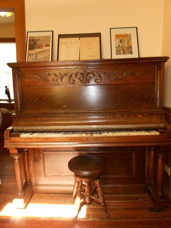 Columbus, GA: piano de Ma Rainey