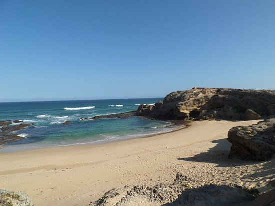 Kenton-on-Sea, Sør-Afrika: Voted one of the very best beaches in the world!