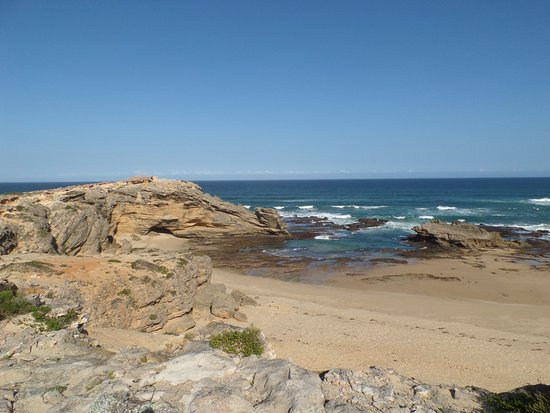 Kenton-on-Sea, Sydafrika: Blue Flag beach