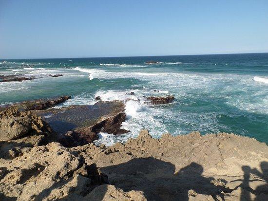 Kenton-on-Sea, Sydafrika: The Indian Ocean