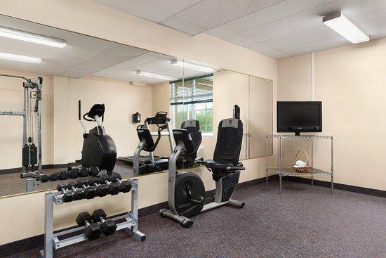 Oromocto, Kanada: Fitness Facility