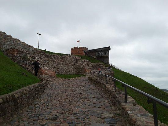 Vilnius County, ลิทัวเนีย: Resti e panorama