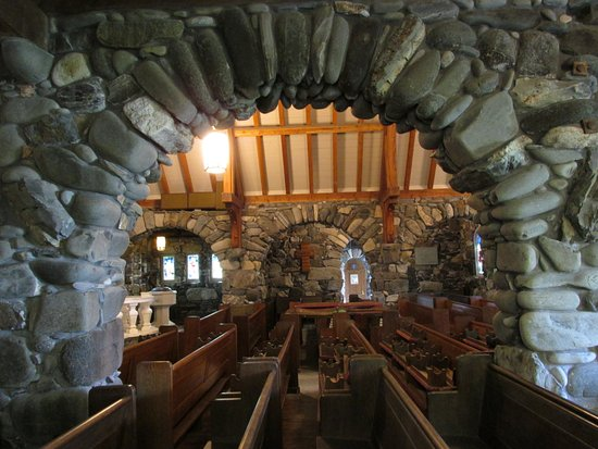 Kennebunkport, ME: Church Arches