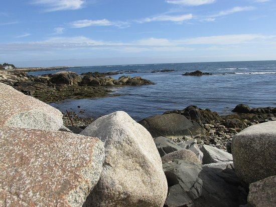 Kennebunkport, ME: Ocean Avenue Beach