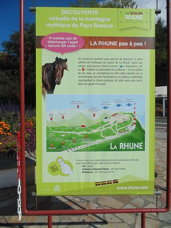Sare, France : Descriptif de la Rhume