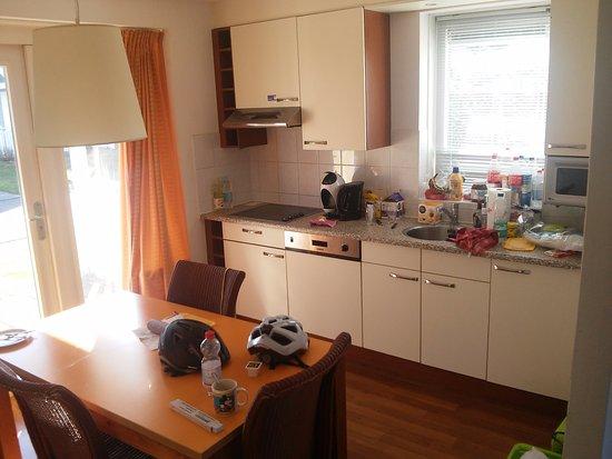 Bruinisse, The Netherlands: Küche