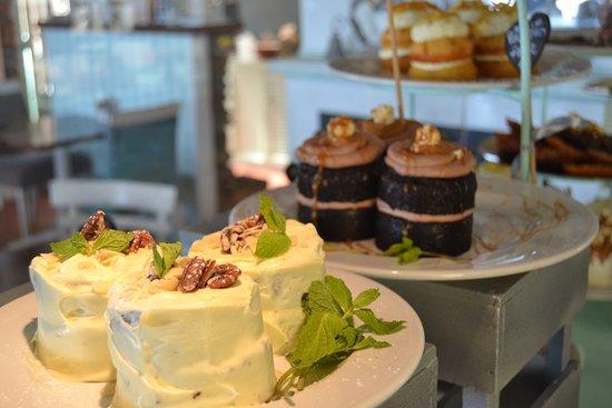 Bloubergstrand, Sydafrika: Carrot Cakes